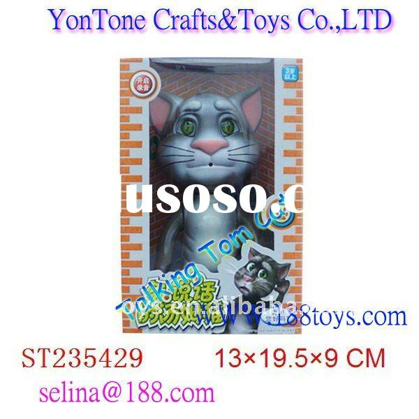 2011 hot sale repeat talking toy