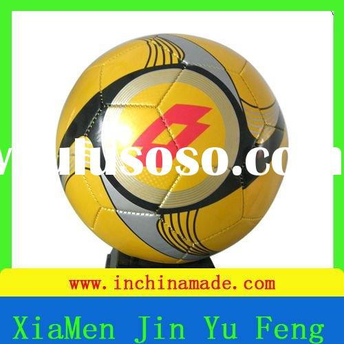 PU&PVC football soccer ball