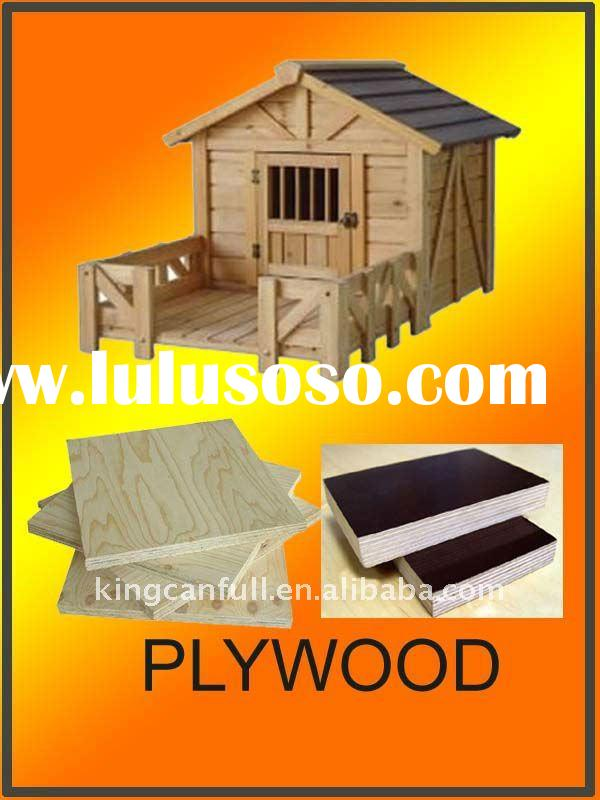 Poplar Plywood Sheet