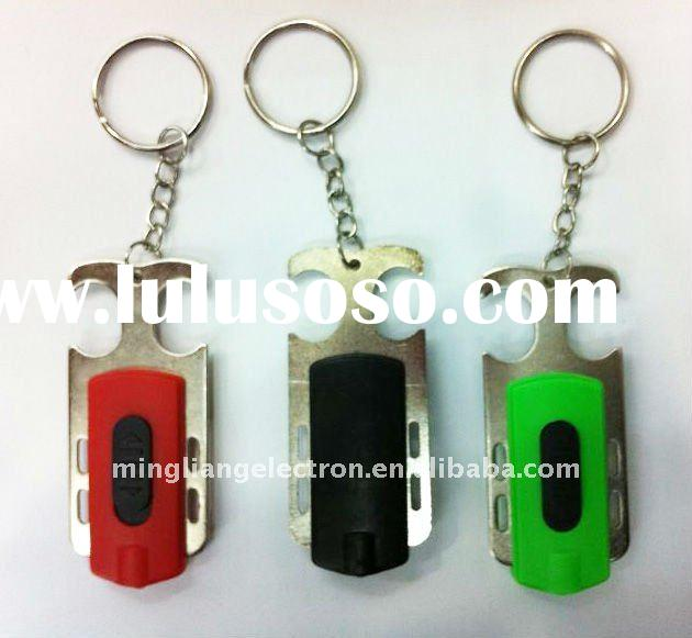bottle opener keychain light