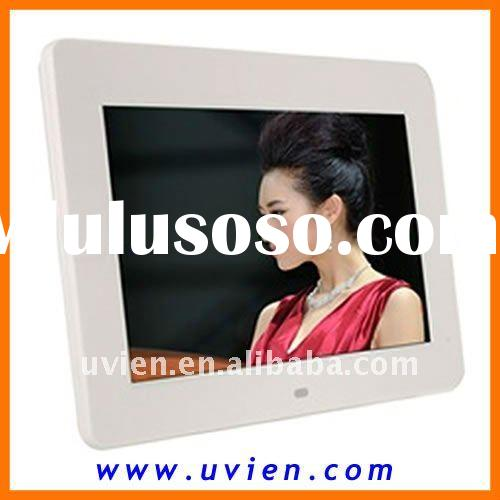 10.2 Inch Digital Photo Frame with Remote Control and SD/MS/MMC/USB Slots