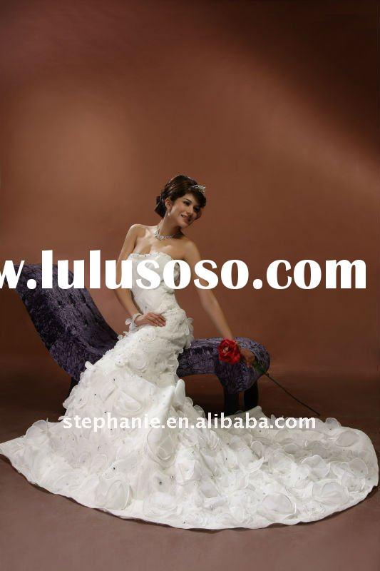 2011 hot sale bridal wedding dress