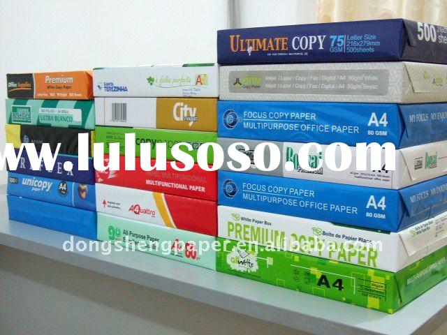2012 hot sale copy paper promotion