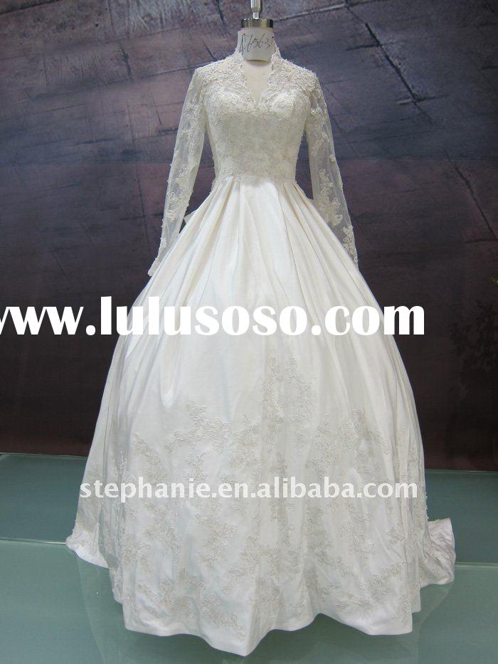 Hot sale designer wedding dresses