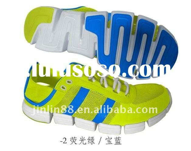 2012 export newest style men's fashion sports shoes