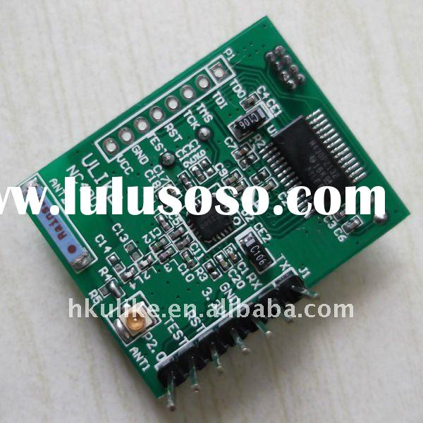 2.4g rf wireless module cc2500 support low power consumption