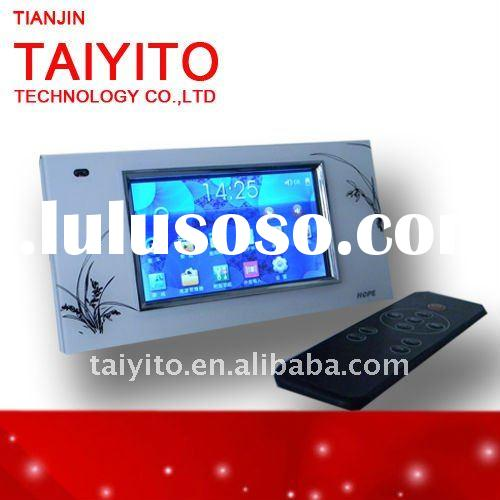 Background music with Digital Frame support colourful 4.3 inches TFT screen