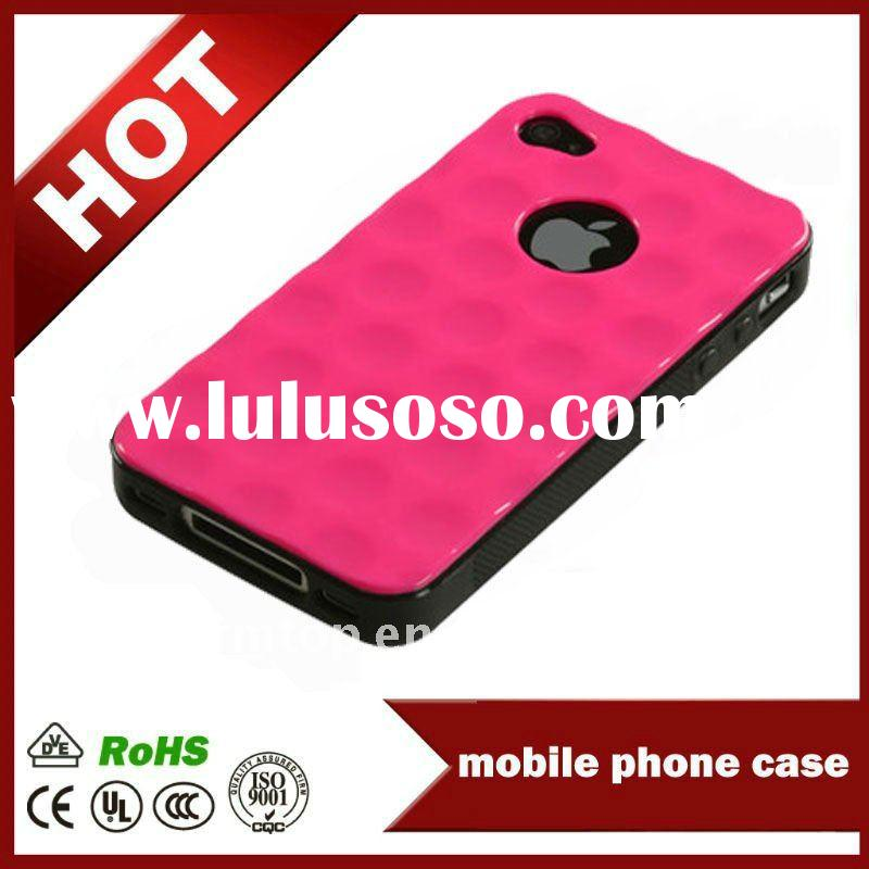 For iPhone 4S Hybrid Mobile Phone Case