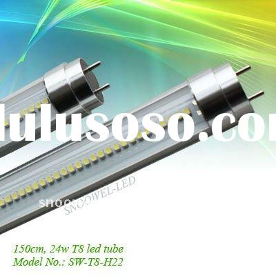 High Quality 24W 1500mm T8 LED Fluorescent Tube