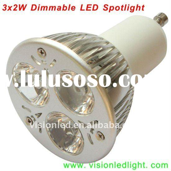 High Quality Dimmable or Non-dimmable GU10 LED Spotlight
