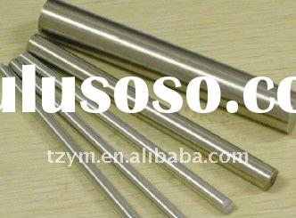 Hot rolled&cold draw 304 stainless steel bright round bar