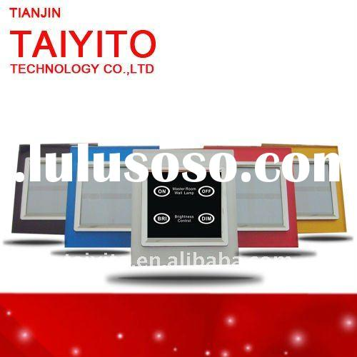 Remote control touch screen switch