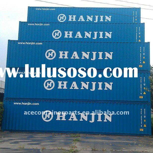 shipping container 20GP 40GP 40HC