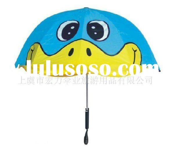 18x8K lovely cartoon children umbrella