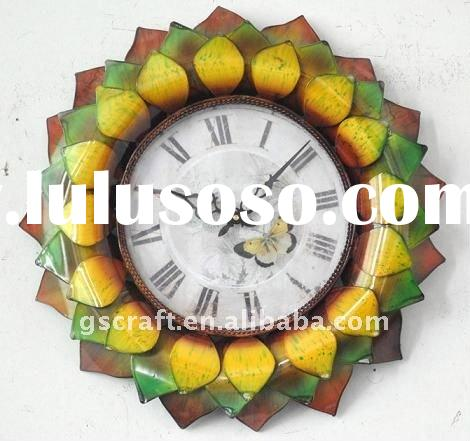 Competitive price metal wall clocks design