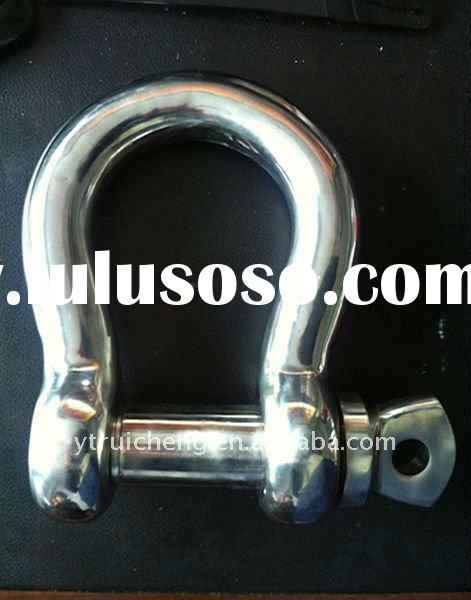 Drop forged U.S. type bow shackle(G209,S209)
