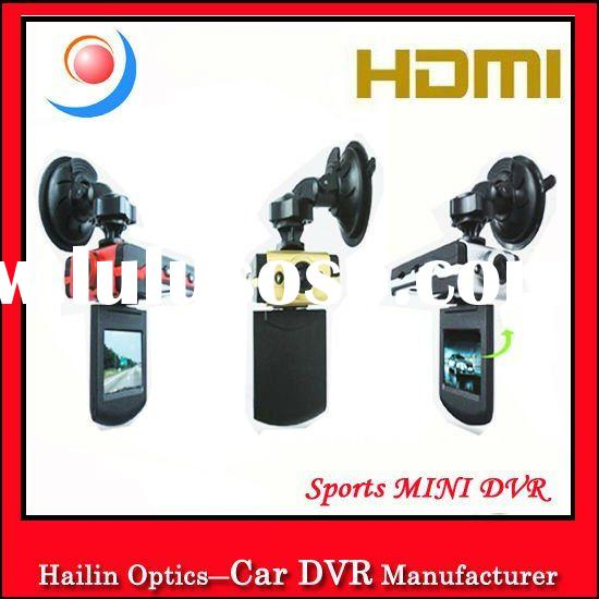 HD 720P HDMI 2.0 inch TFT LCD Screen Night Vision 3.0 Mega Pixels 120 degree Remote control car dvr
