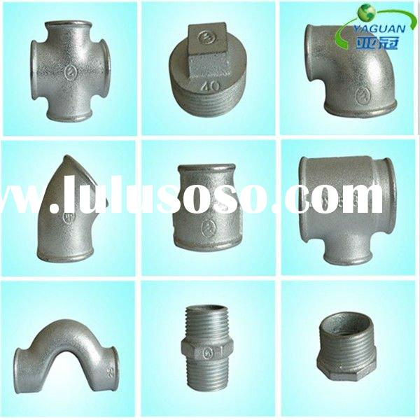 Malleable Cast Iron Pipe Fitting