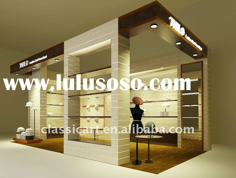 hat display stand/cabinet/showcase/kiosk