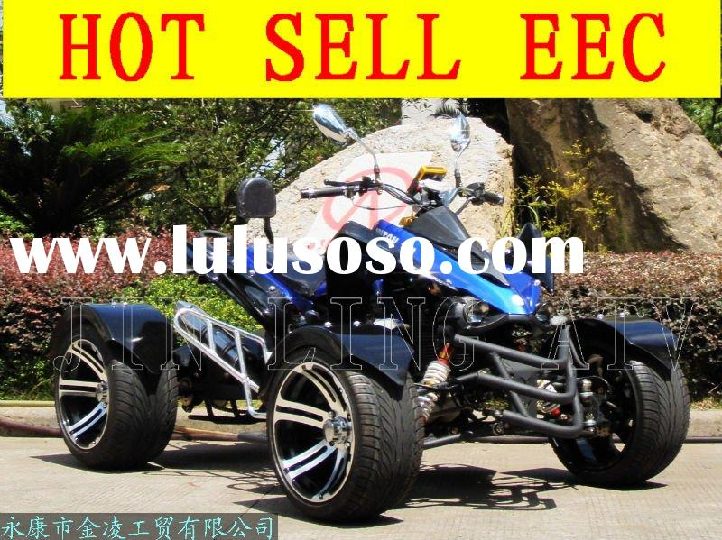 300CC LONCIN Racing ATV with EEC,2 passengers,14 inch wheels,2012 new model!! new star atv