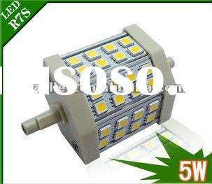 5w E27 SMD5050 warm white Scoop light led lamp