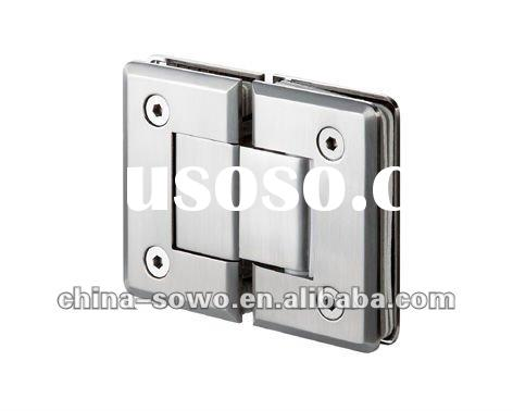 Brass material shower house glass clamp