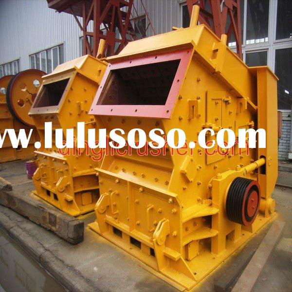 ISO 9001:2008 Certificated Stone Impact Crusher from Professional Manufacturer