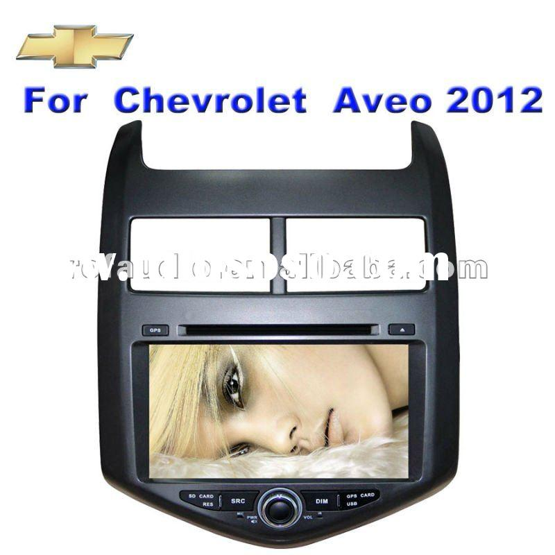 NEWEST car dvd player with ipod tv gps For Chevrolet Aveo 2012