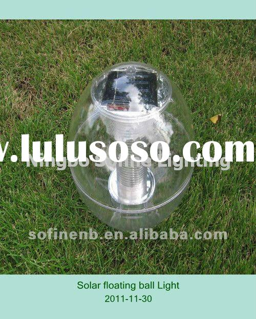 Solar Water Floating Ball Light