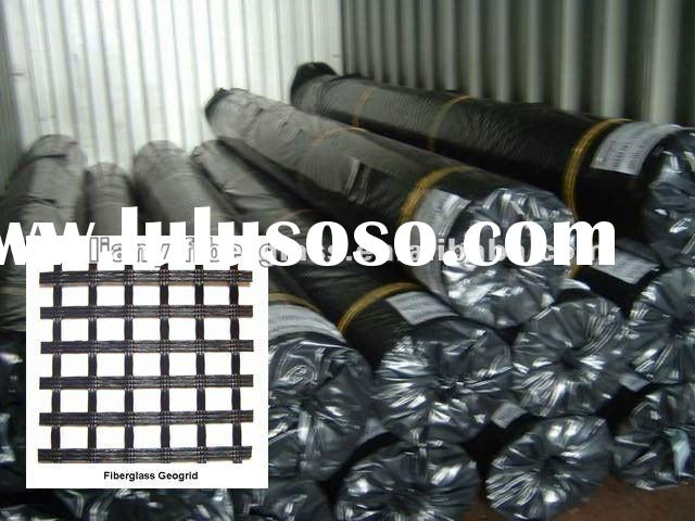 fiberglass geogrid with third party certificates