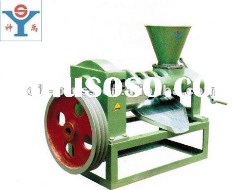 small screw oil press 6YL-68