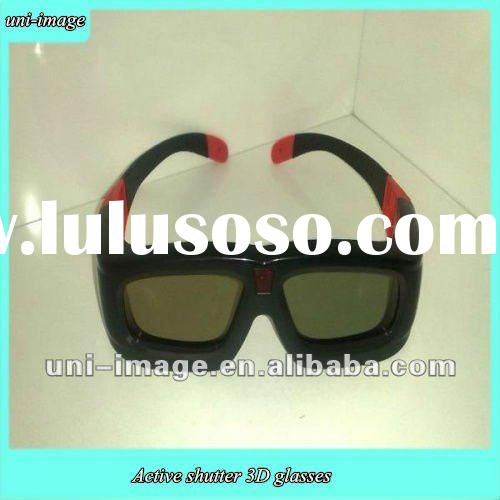 universal 3d active shutter glasses for tv