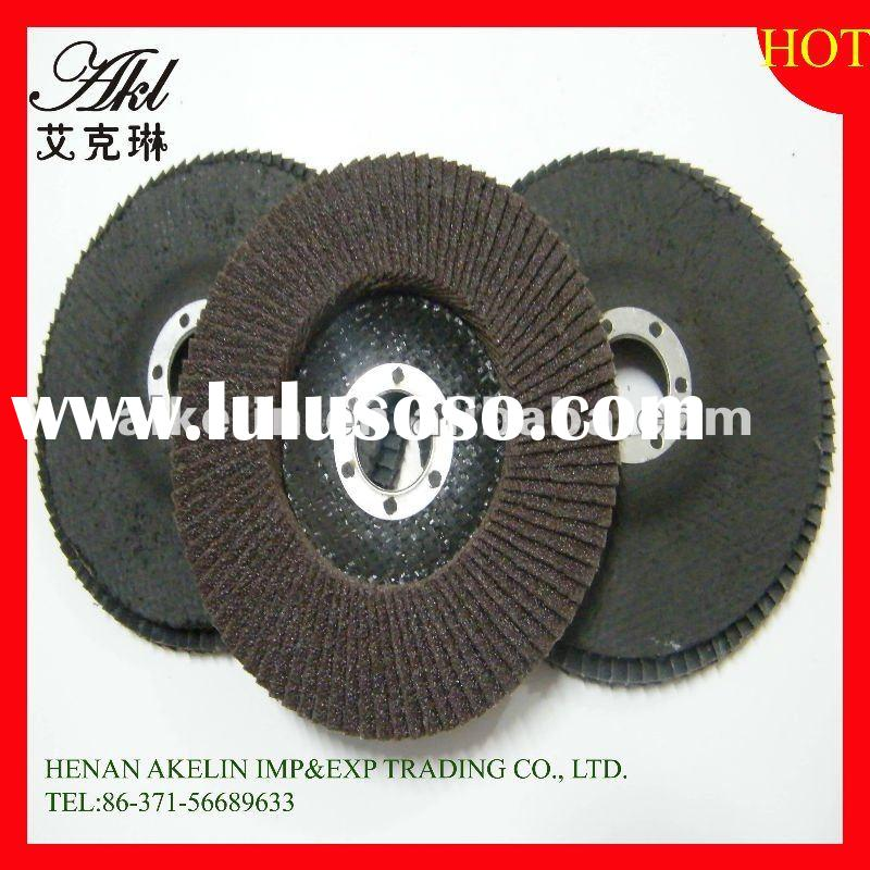 100*16mm--180*22mm 40-600# Good quality brown diamond abrasive disc/wheel for grinding/polishing met