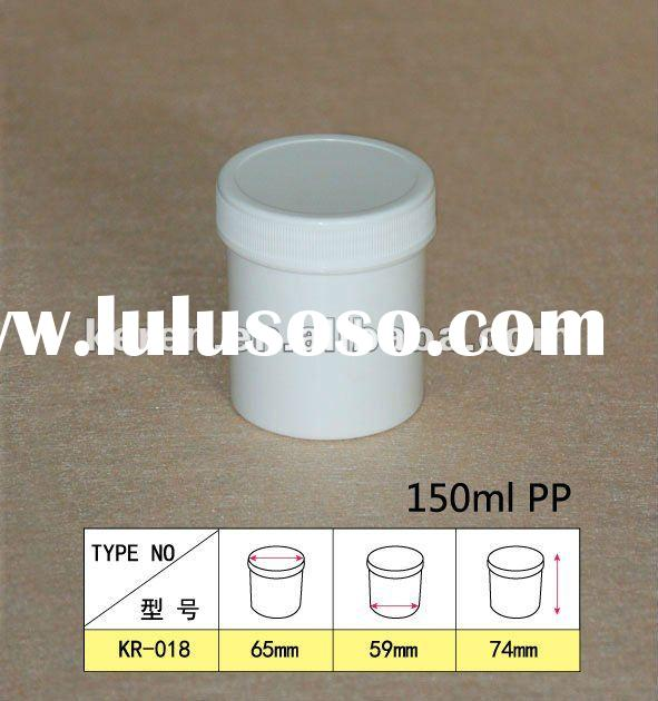150ml plastic jar