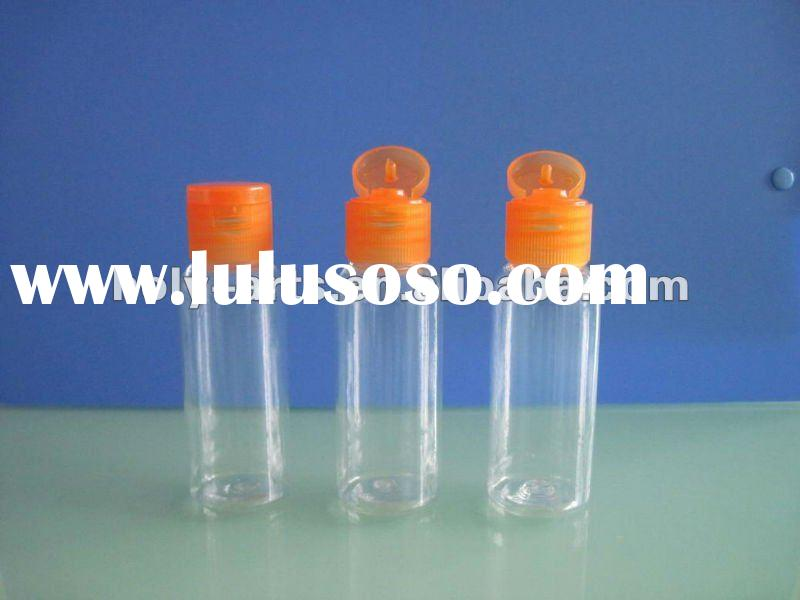 20-250ml PET/plastic bottle