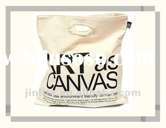 ECO canvas bag for shopping