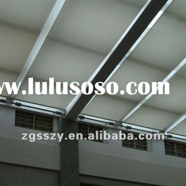 FTS Electric Sroll Roof Blinds