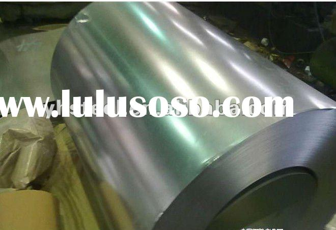 Hot rolled galvanized coil