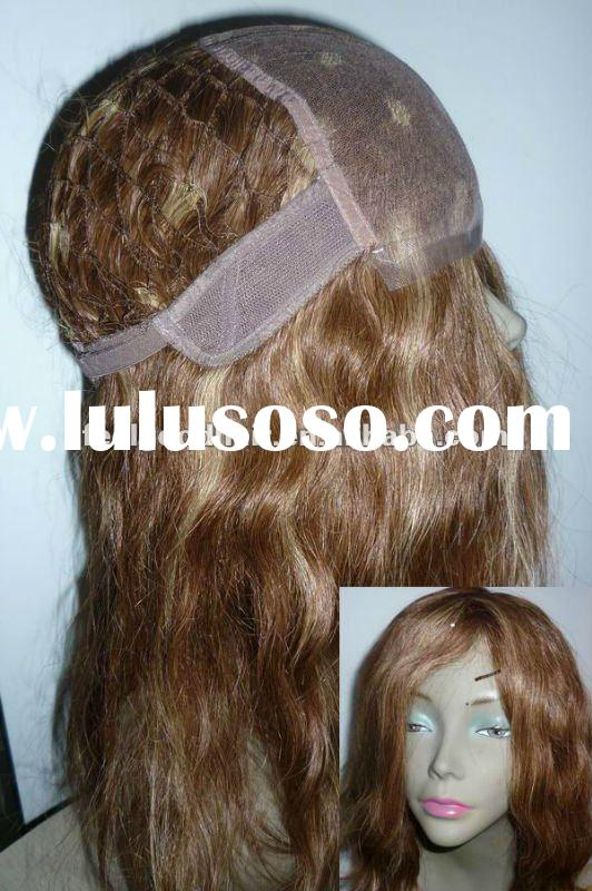Integration Wig with lace front