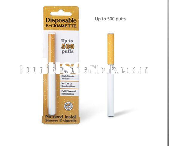 One-piece disposable ecig 500 puffs