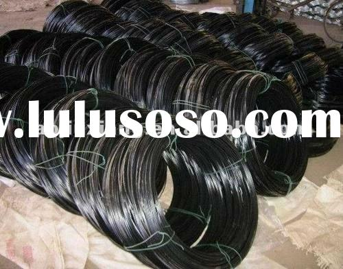 twice annealed soft black wire