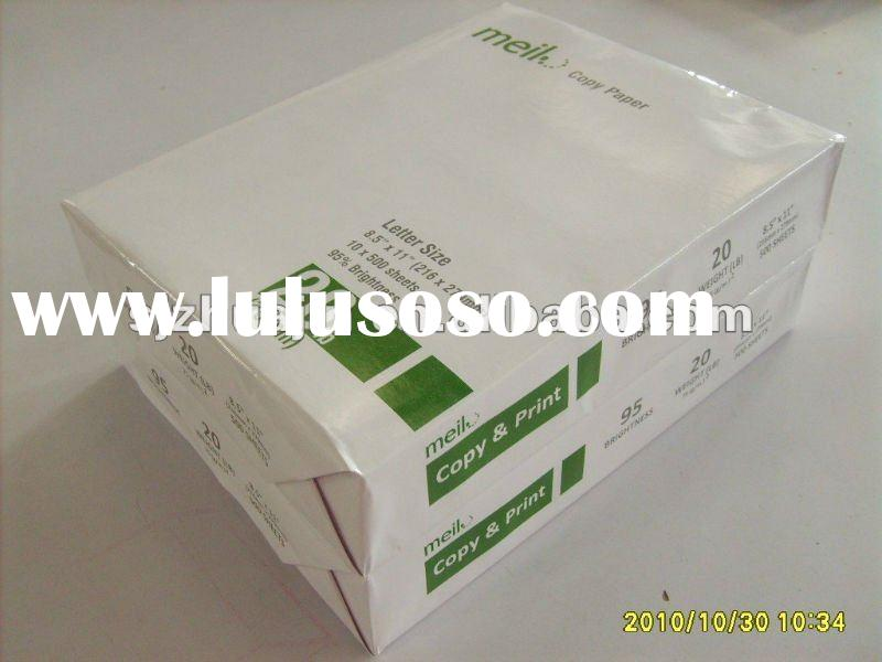 """75gsm 8.5*11"""" Letter size paper"""