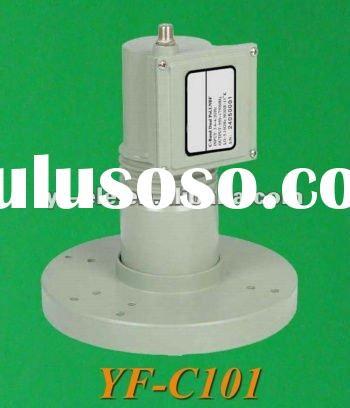 C band single twin one cable LNB LNBF