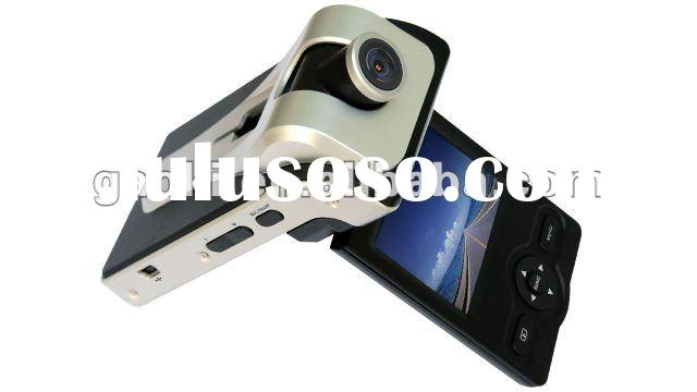 HOT FULL HD 1080P LCD car dvr with gps