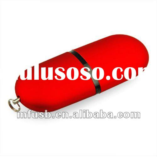 Hot Selling Capsule shaped USB FLASH DIRVE