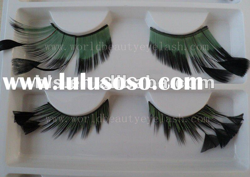 OEM/ODM Feather eyelash various style