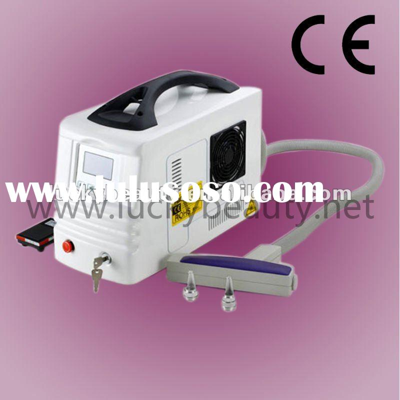YAG Laser remove all kinds of tattoo