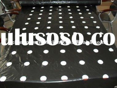 hxy pe black biodegradable agricultural mulching plastic film with holes in rolls