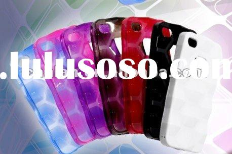 2012 New style Ice tpu case for iphone 4s/4g