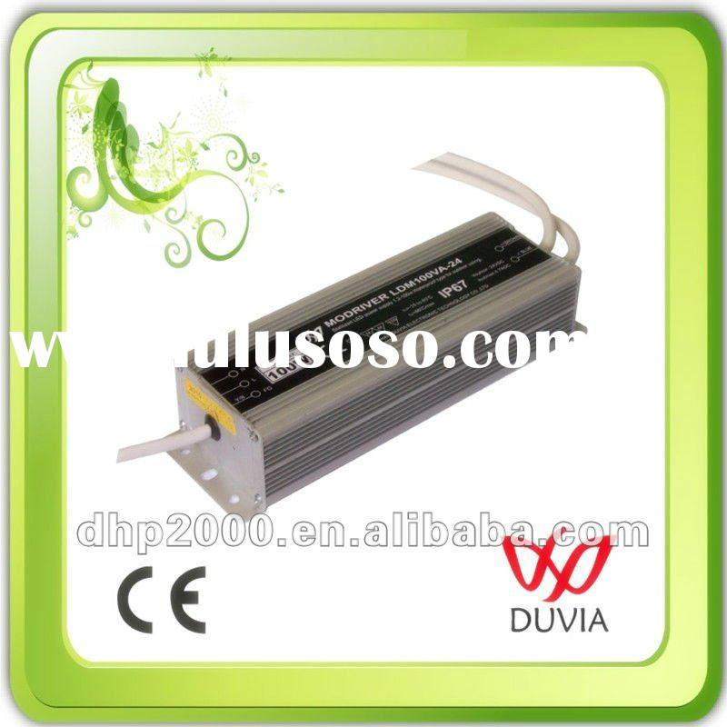 Duvia Output 100W Waterproof Constant Voltage
